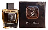 Franck Boclet TOBACCO 100ml  edp