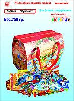 """Новогодний подарок """"Сумочка"""" 750гр, фото 1"""
