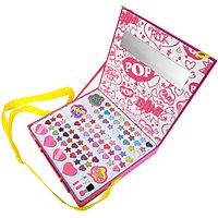 Pop-Girl Большой Игровой набор детской декоративной косметики для лица