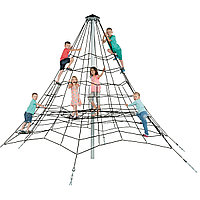 Армированный канат пирамида – 3.5 м