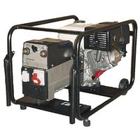 Бензиновый генератор сварочный CAROD CSH-220 (400В)
