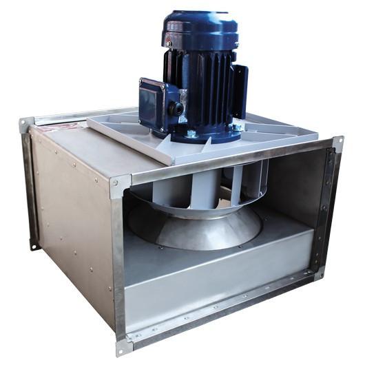 Вентилятор канальный прямоугольный ВКПН 40-20-2D-2
