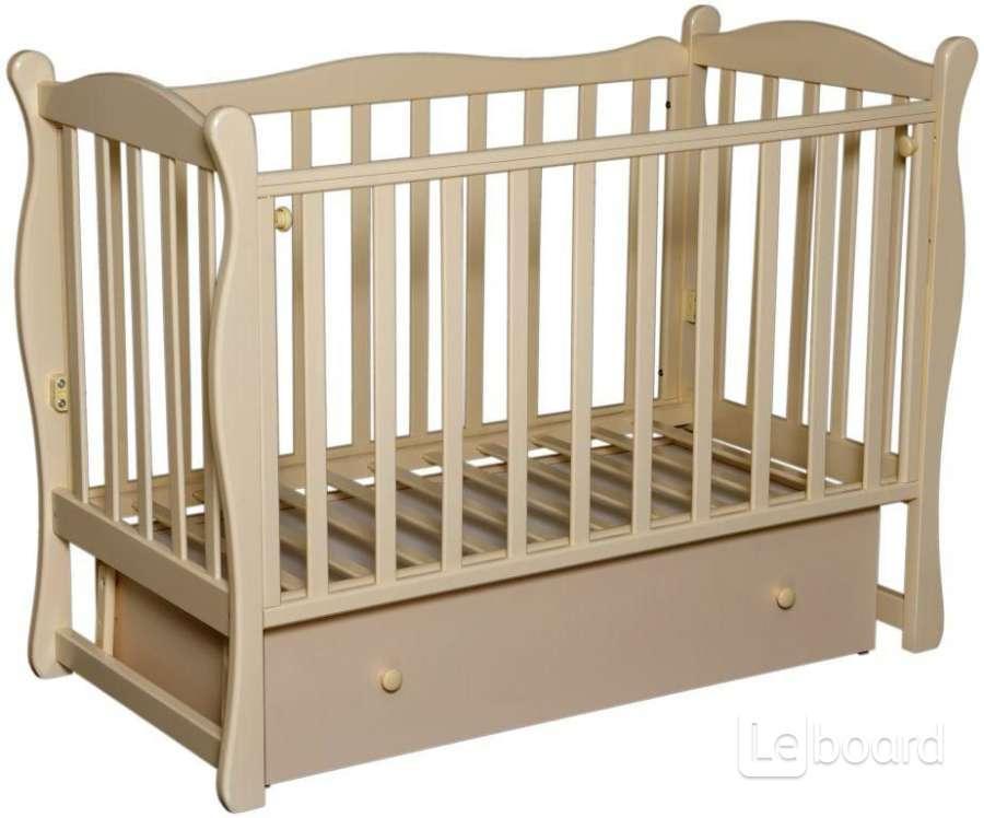 """Кровать детская Антел """"Северянка 2"""