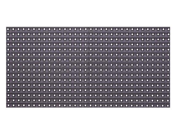 LED светодиодный модуль (наружный) SMD, P10-2s, 320*160мм, фото 2