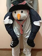 Костюм неси меня снеговик