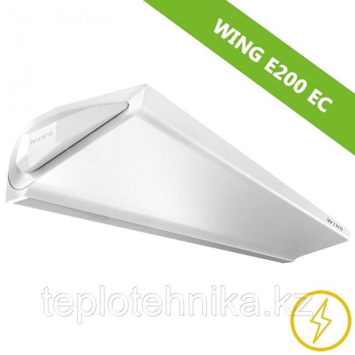 Тепловая завеса с электрическим нагревателем WING E200 EC