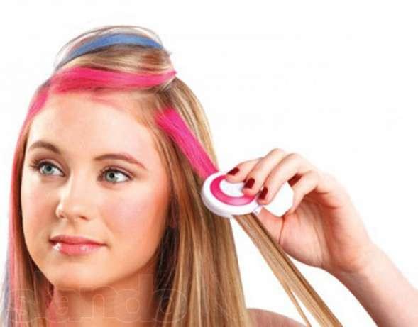 Мелки для волос Hot Hues(мгновенное окрашивание)