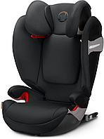 CYBEX SOLUTION S-Fix Lavastone Black (ISOFIX)