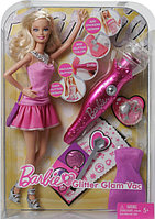 Кукла Барби Студия дизайна Barbie Glitter Glam Vac, фото 1