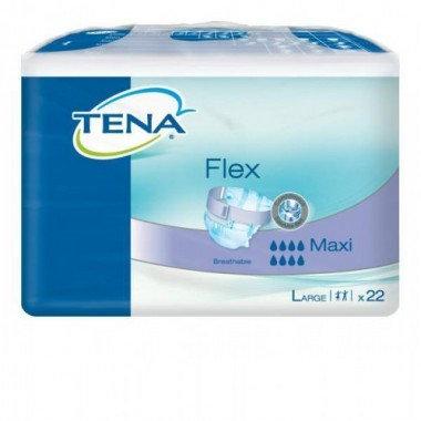 Подгузники д/взрослых TENA Flex Maxi Large 22 шт, фото 2