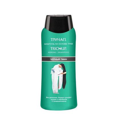 Шампунь с черным тмином Trichup (400 мл), фото 2