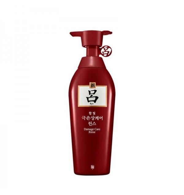 Кондиционер для поврежденных волос Ryo Damage Care Rinse (400 мл)