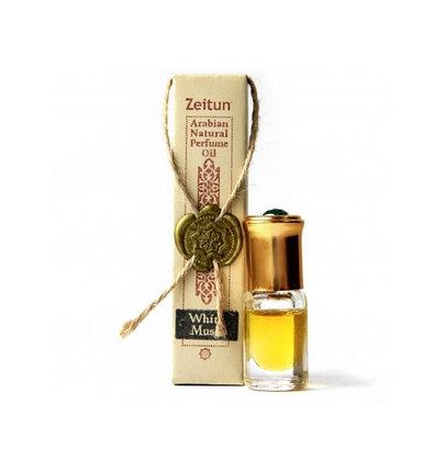 Парфюмерное масло «Белый мускус» №7 Zeitun (ролл-он), фото 2