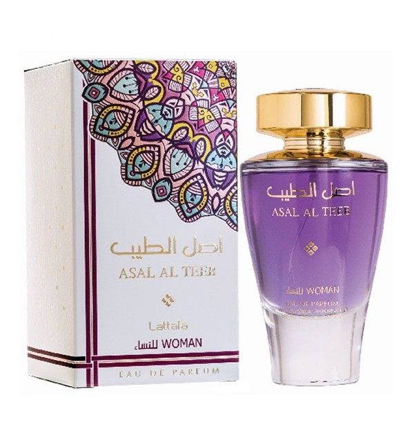 Asal Al Teeb Lattafa  (for Women)