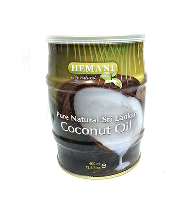 Кокосовое масло HEMANI (400 мл), фото 2