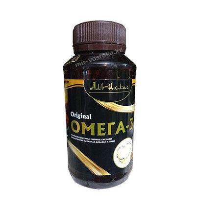 Рыбий жир Омега-3 в капсулах для взрослых Аль-Ихлас, фото 2