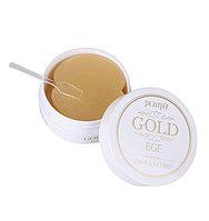 Гидрогелевые патчи с EGF и золотом Petitfee Gold & EGF Eye & Spot Patch (66 г)
