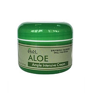 Крем для лица с алоэ вера Ekel Aloe Ample Intensive Cream (100 г)