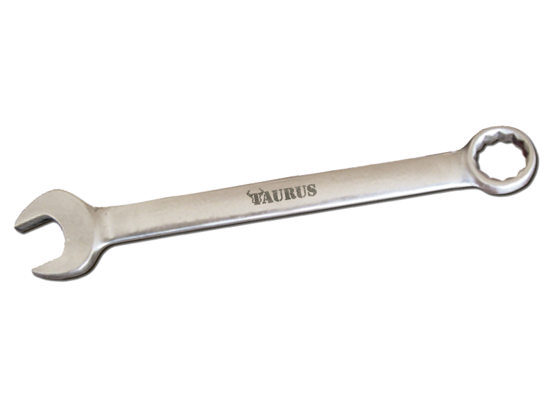 Ключ комбинированный титановый 17Х195 мм