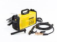 Аппарат инверторный для дуговой сварки ММА-160CI, 160 А, ПВР 80%, диам. 1,6 - 4 мм// Denzel