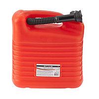 Канистра для топлива, пластиковая, 10 литров STELS