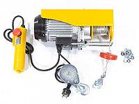 Тельфер электрический TF-500, 0,5 т, 1020 Вт, высота 12 м, 10 м/мин // DENZEL, фото 1