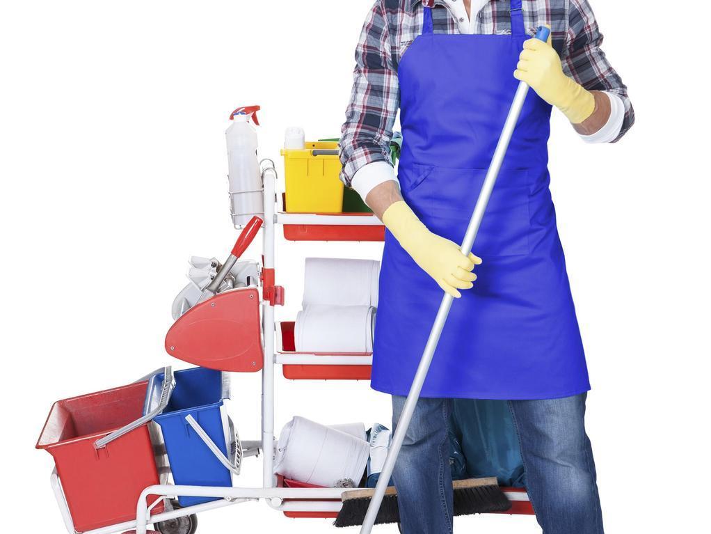 Нужна генеральная уборка квартиры