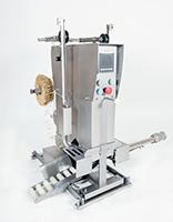 Клипсатор 2-2,5П автомат Адаптер под шприц на плоской скрепке (настольный), фото 2