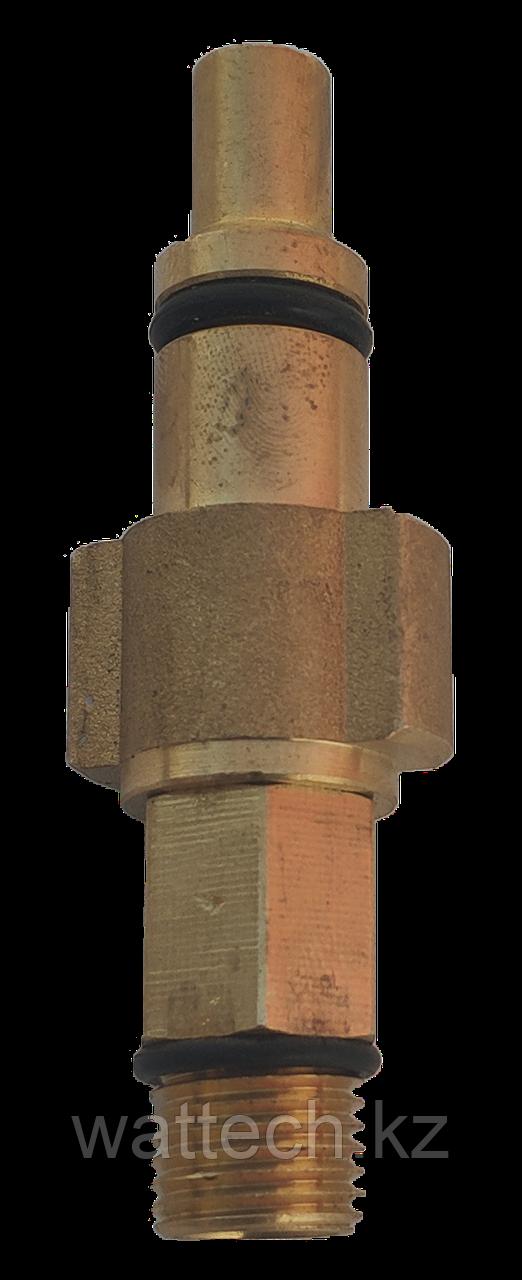 Латунный адаптер для пенораспылителя ВД