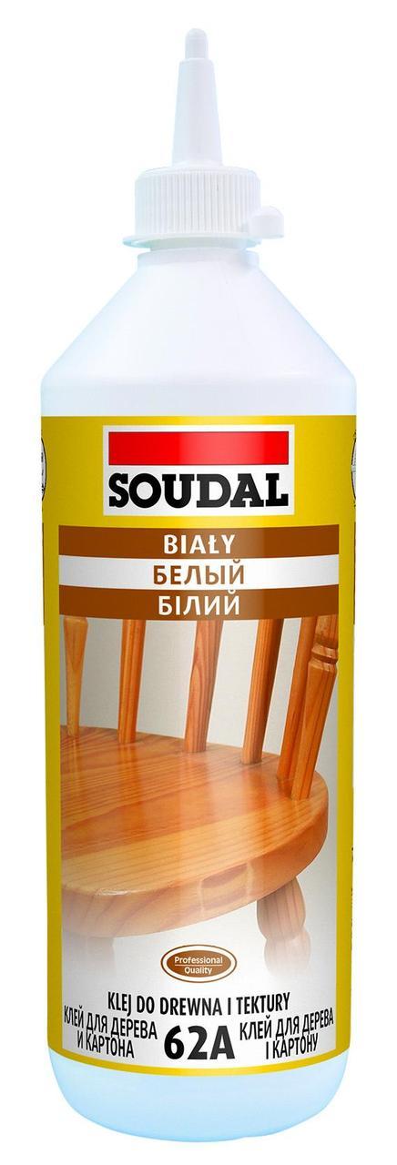 Клей для дерева Soudal