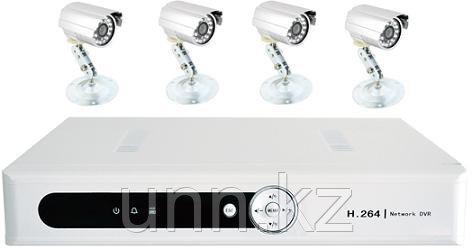 AVR-SET4 - Комплект видеонаблюдения на 4 камеры, фото 2