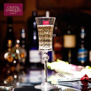 Набор хрустальных бокалов для шампанского  Lady Diamond 150 мл (6 штук)