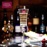 Набор хрустальных бокалов для шампанского  Lady Diamond 150 мл (6 штук), фото 1
