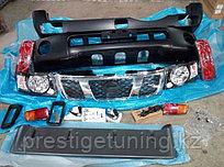 Рестайлинг пакет на Nissan Patrol Y61 1998-2010