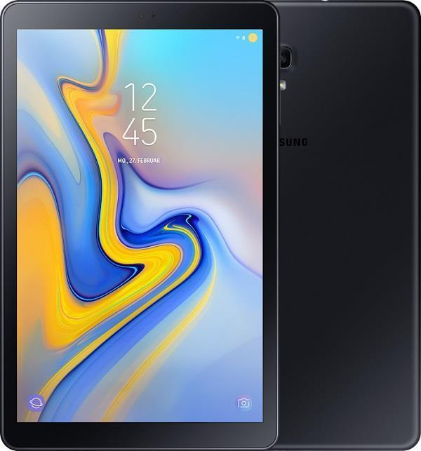 Планшет Samsung Galaxy Tab A T595 10.5 LTE 32GB Gray/Black PCT