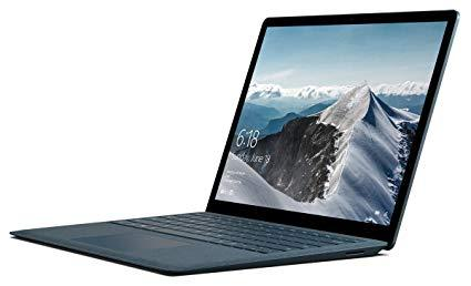 Microsoft Surface Laptop 256GB i7/8gb 13.3' Blue/Burgundy