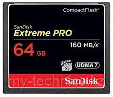 SanDisk Extreme CompactFlash 64 GB 160mb\s