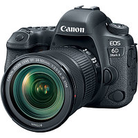 Фотоаппарат Canon EOS 6D  Mark II kit 24-105mm f/3.5-5.6 STM 1 год гарантии