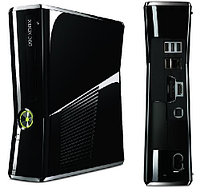 X-BOX 360 Slim Pal 250GB Black