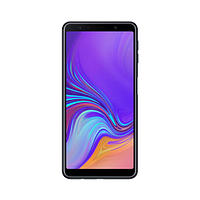 Samsung galaxy a9 black