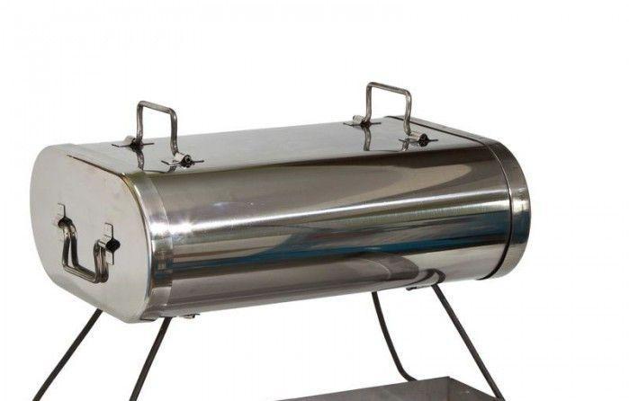 """Походная печь """"Торпеда"""" 14 литров"""