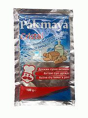 Сухие дрожжи Pakmaya Cristal 100 гр.