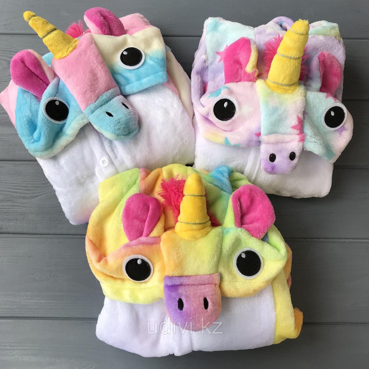 Детские Кигуруми-пижамы.