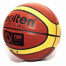 Баскетбольный мяч GL7, фото 2