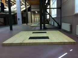 Помост тяжелоатлетический, тренировочный 3х3х0,05 метр, фото 2
