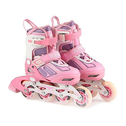 Роликовые коньки детские TopBest, фото 2
