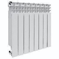 Радиатор Алюм. GRAND 500\100