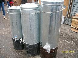 Титаны жаровые (на дровах) для нагрева воды, объем 70 литров