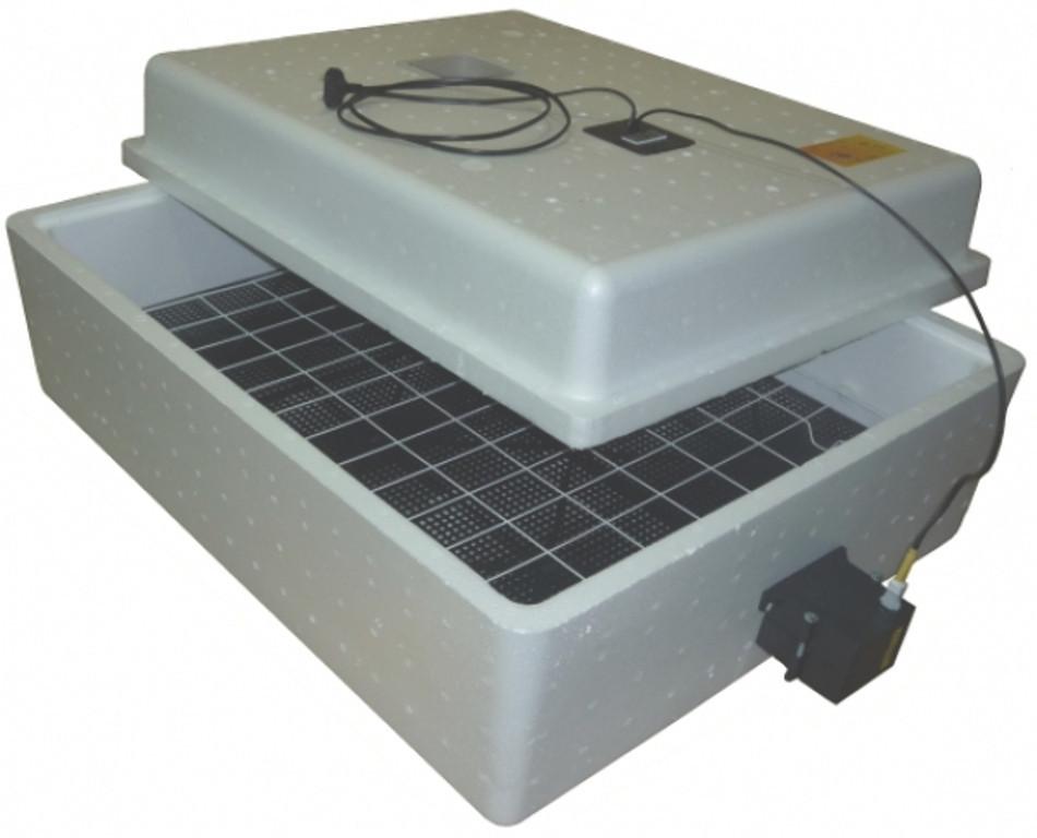 Бытовой инкубатор «Несушка» на 104 яйца, автоматический переворот, цифровой терморегулятор