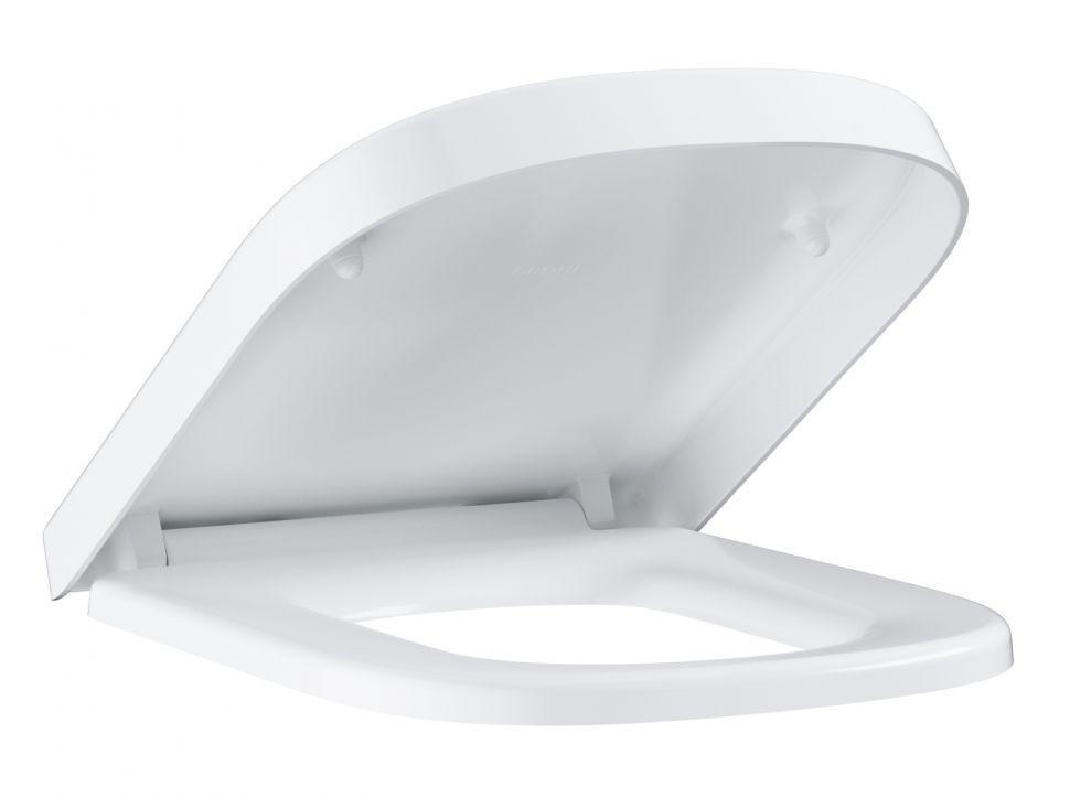 Сиденье для унитаза GROHE Euro Ceramic (с микролифтом), ( для унитаза 39338000)